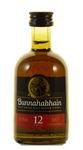 Bunnahabhain 12 Jahre Miniatur 0,05l, 46,3 Vol.-%, Islay Single Malt Scotch Whisky 001