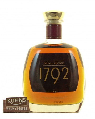 1792 Small Batch Kentucky Straight Bourbon 0,75l, alc. 46,85 Vol.-%, USA Whiskey