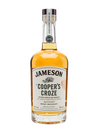 Jameson Cooper's Croze Irish Whiskey 0,7l, alc. 43 Vol.-%