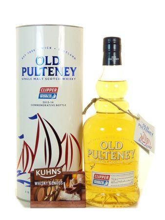 Old Pulteney Clipper Highland Single Malt Scotch Whisky 0,7l, alc. 46 Vol.-%