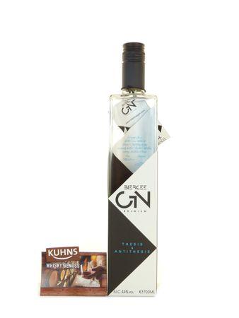 Biercee Gin 0,7l, alc. 44 Vol.-%, Gin Belgien