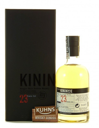 Kininvie 23 Jahre Batch 003 Speyside Single Malt Scotch Whisky 0,35l, alc. 42,6 Vol.-%