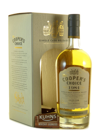 Glen Esk 1984-2015 30 Jahre The Coopers Choice Single Malt Scotch Whisky 0,7l