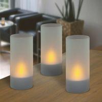 LED Teelichter - 3er Set