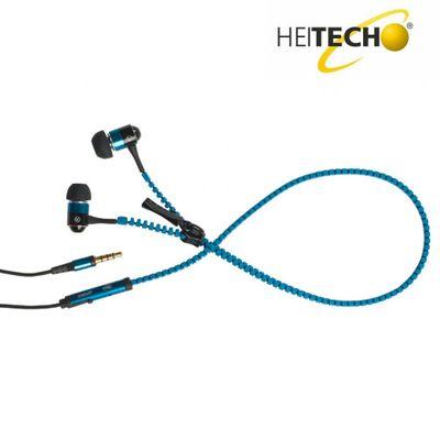 Heitech Stereo In-Ear Kopfhörer mit Mikrofon