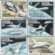 Grenada-Grenadinen 253-258 (kompl.Ausg.) gestempelt 1978 Space Shuttle