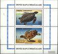 Türkei Block28 (kompl.Ausg.) postfrisch 1989 Meeresschildkröten