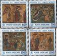 Vatikanstaat 1075-1078 (kompl.Ausg.) postfrisch 1992 Weihnachten