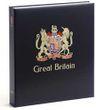 DAVO 4233 Luxus Briefmarken Album Großbritannien III 1990-1999