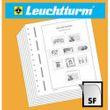 LEUCHTTURM SF-Vordruckblätter Lettland 1918-1940