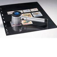 Auflagelupe 8-fache Vergrößerung, inkl. 3 LED