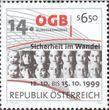 Österreich 2294,2295 (kompl.Ausg.) gestempelt 1999 Sondermarken