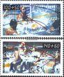 Berlin (West) 864-865 (kompl.Ausg.) FDC 1990 Sporthilfe