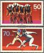 Berlin (West) 567-568 (kompl.Ausg.) FDC 1978 Sporthilfe