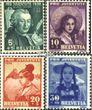 Schweiz 331-334 (kompl.Ausgabe) gestempelt 1939 Pro Juventute