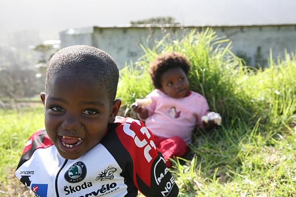 """Die Kinder aus den Townships in Kapstadt sagen """"Danke"""""""