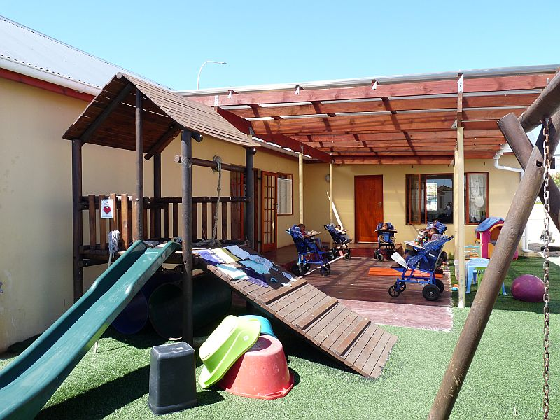 Sibongile - Hilfe für behinderte Kinder in Kapstadt