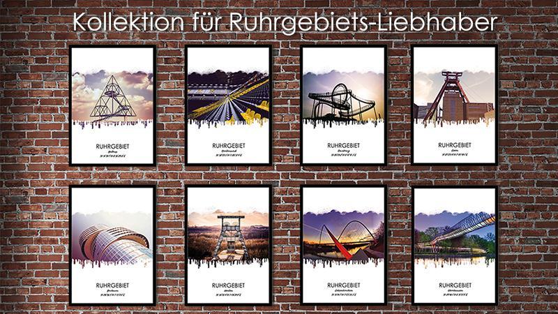 Gerahmte Poster & Kunstdrucke