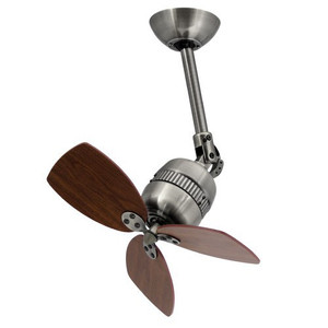 Wall / Ceiling Fan Toledo Pewter with Wall Controller  001
