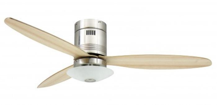 Deckenventilator Aero Ahorn mit Licht und Fernbedienung
