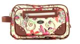 Oilily Tropical Birds Pocket Cosmetic Bag Off White online kaufen bei modeherz