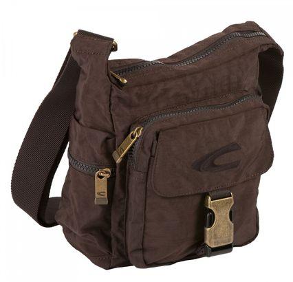 Camel Active Shoulderbag Tasche Umhängetasche Journey Braun Brown