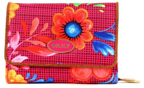 "Oilily ""Russian Rose S Wallet Fuchsia"" Geldbörse"