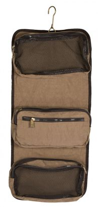 Camel Active Journey Roll Up Wash Bag Sand