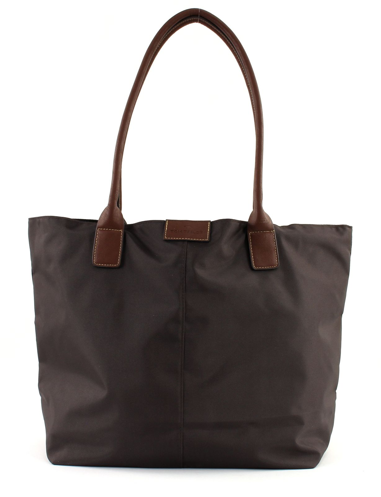 tom tailor shoulder bag miri large shopper brown. Black Bedroom Furniture Sets. Home Design Ideas