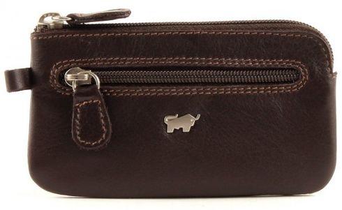 Braun Büffel Golf Schlüsseletui Brown