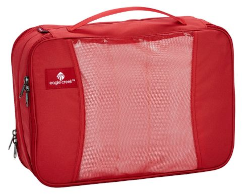 eagle creek Pack-It Clean Dirty Cube Red Fire