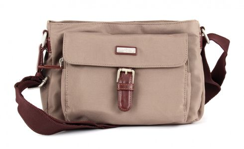 TOM TAILOR Rina Crossover Bag Taupe
