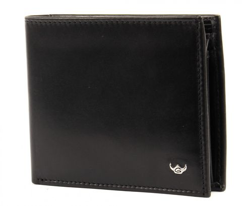Golden Head Cervino Classic Wallet Quer Black