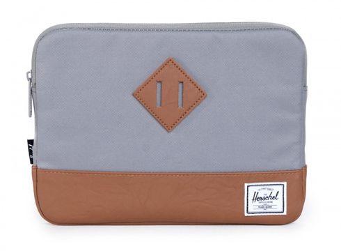 Herschel Heritage Sleeve for iPad Air Grey / Tan