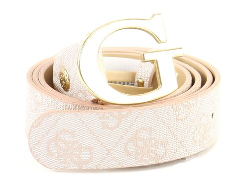 GUESS Florence Adjustable Belt W95 Rose - kürzbar
