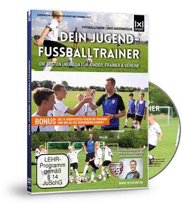 """DVD """"Dein Jugend-Fußballtrainer"""""""