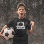 Original Ich liebe Fußball Unisex T-Shirt black 001