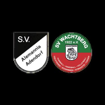 SV Wachtberg und Alemannia Adendorf