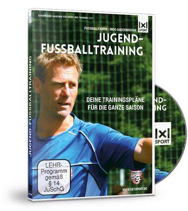 """DVD """"Jugend-Fußballtraining"""""""
