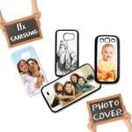 Personalised Rubber Phone Case for Samsung Galaxy 001
