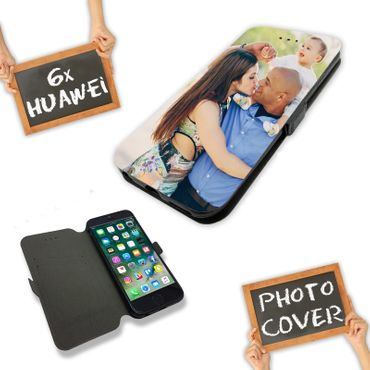 Personalised High-End Flipcase for Samsung Galaxy