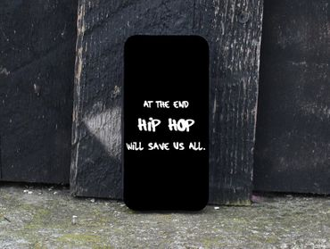 Flipcase 'At the end hip hop will save us all'' – Bild 1