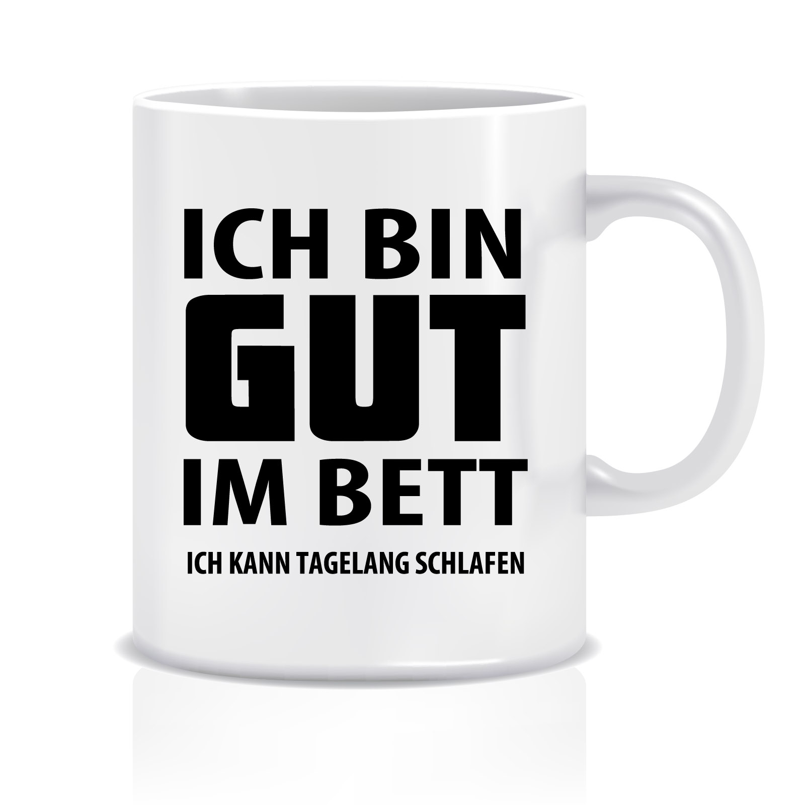 tasse 39 spr che 39 spruch humor fun lustig spa becher fototasse geschenk ebay. Black Bedroom Furniture Sets. Home Design Ideas