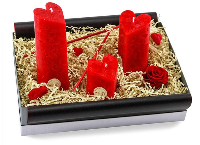 Romantische Geschenke