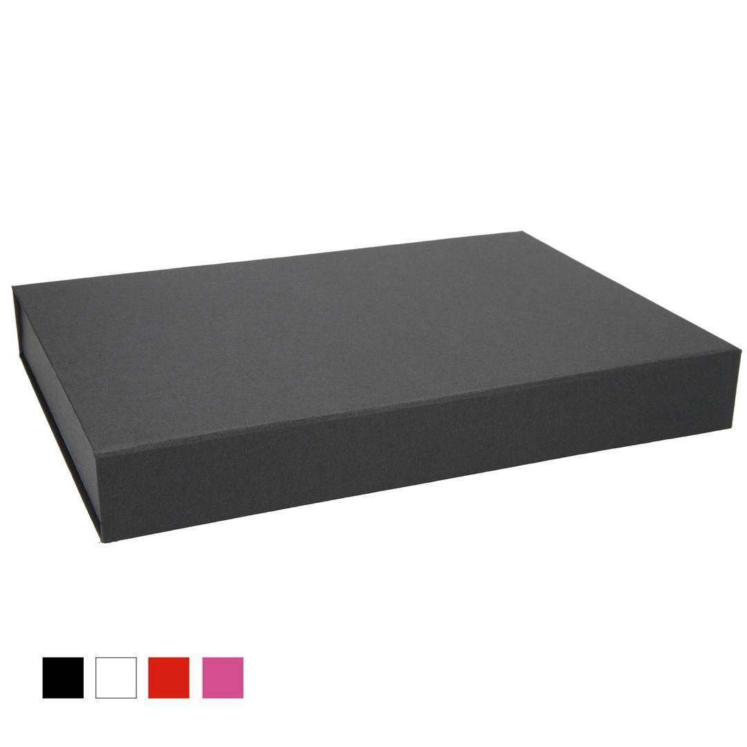 Magnetbox (A4) 31x22x4 cm - Geschenkbox / Produktverpackung