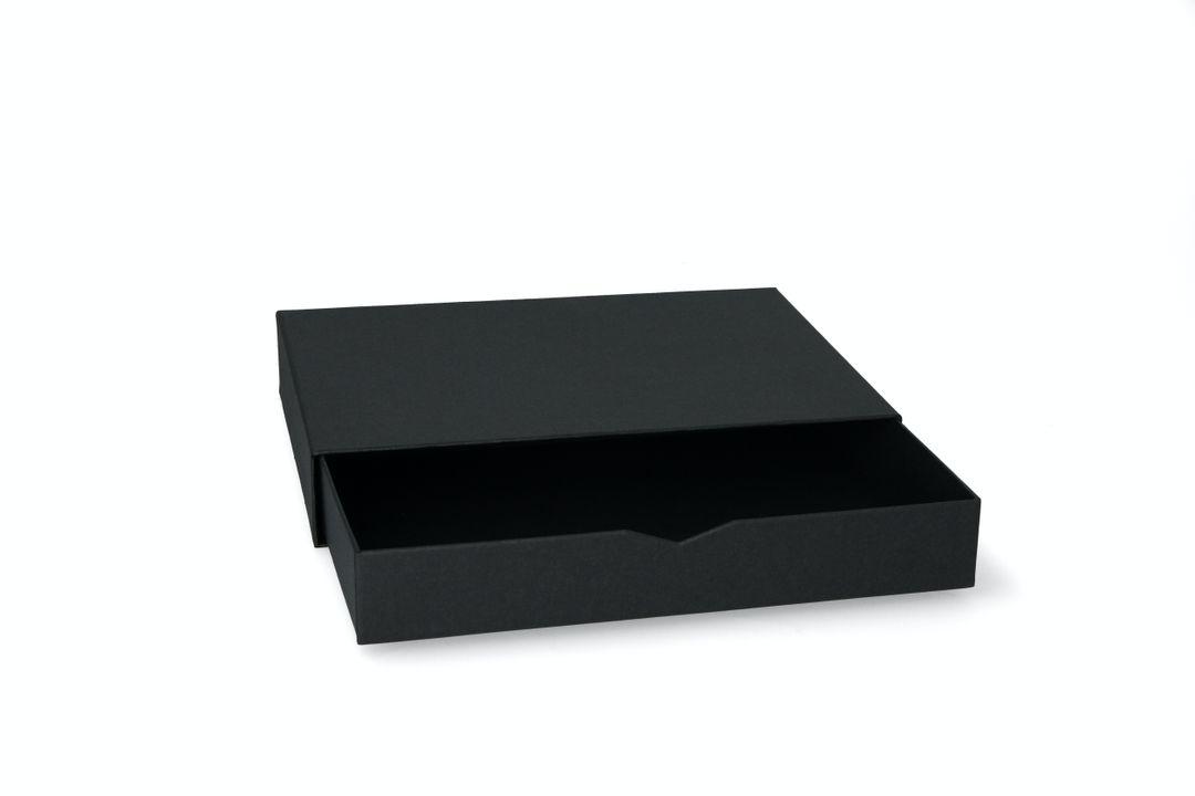 Geschenkbox-Schuber 23x17x3,5 cm - Schiebeschachtel