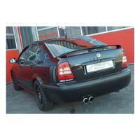 Stahl Sportauspuff Skoda Octavia RS 1U – Bild 2