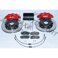 Sport Bremsen Set 330mm / Steelflex VW EOS 1F