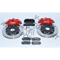 Sport Bremsen Set 330mm SEAT CORDOBA 6K C bis 99 5Loch