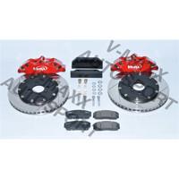 Sport Bremsen Set 330mm SEAT CORDOBA 6K C Vario ab 99 4Loch